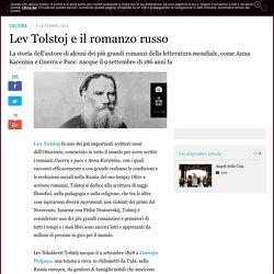 Lev Tolstoj e il romanzo russo