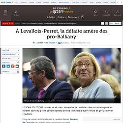 À Levallois-Perret, la défaite amère des pro-Balkany
