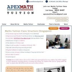 O level maths tuition