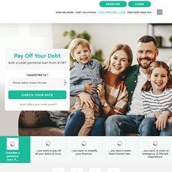Level Personal Loan - Level Financing