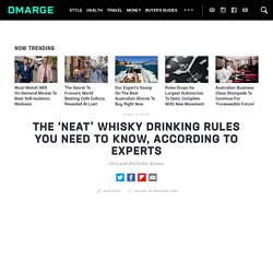 High Level Whisky Rules You Need To Know, According To Experts