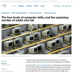 *****4 levels of computer skills, and the surprising number of adults who fall short