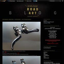 LEVIERS FREINS / ETRIERS / ACCESSOIRES - Road.Art.13