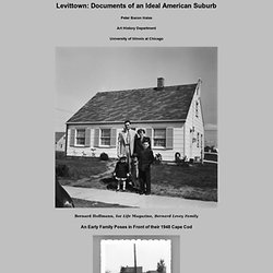 Levittown: Documents of an Ideal American Suburb