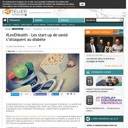 #LexEHealth - Les start-up de santé s'attaquent au diabète