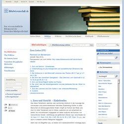 bibelwissenschaft.de