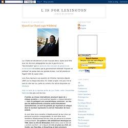 Quand Luc Chatel copie Wikibéral
