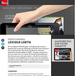 Lexique LGBTQ