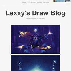Lexxy's Draw Blog