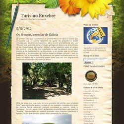 Os Mouros, leyendas de Galicia - Turismo Enxebre