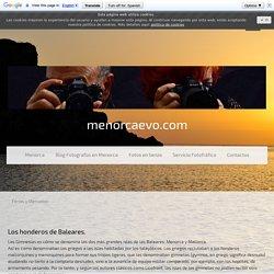 LEYENDAS E HISTORIAS DE MENORCA - menorcaevo.com