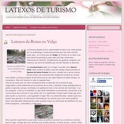 Latexos de Turismo