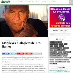 Las 5 leyes biológicas del Dr. Hamer - Remedios para el Alma