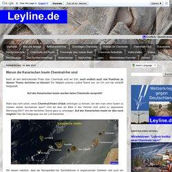 Leyline.de: Warum die Kanarischen Inseln Chemtrail-frei sind
