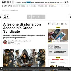 A lezione di storia con Assassin's Creed Syndicate