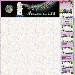 LFS : Classe de Musique au CP et au CE1 - Nouvelles