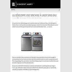 Technologies patrickorange pearltrees - Machine a laver sans electricite ...