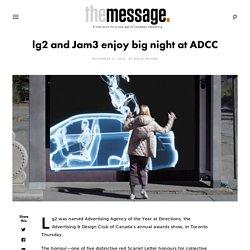 lg2 and Jam3 enjoy big night at ADCC -