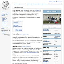 LH-10 Ellipse Wiki