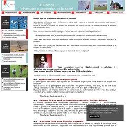 Diagnostic local de santé et dynamique de territoire : des liens évidents - Repères n°2