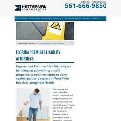 Personal Injury Lawyer in West Palm Beach