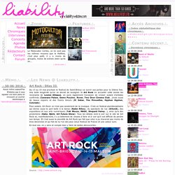 .:. Liability Webzine .:. Pop