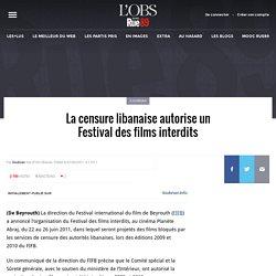 La censure libanaise autorise un Festival des films interdits