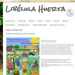 Libélula Huerta: XI Selmana del Comerciu Xustu de Siero