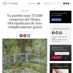 El Met libera 375,000 obras de arte al dominio público