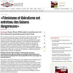 «Féminisme et libéralisme ont entretenu des liaisons dangereuses»