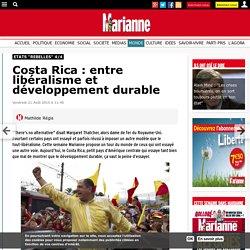 Costa Rica : entre libéralisme et développement durable