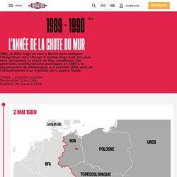Libération.fr – 1989-1990 : l'année de la chute du mur
