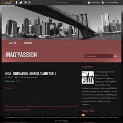 HIDA - Libération - Marco Cianffaneli - Mag'passion