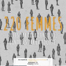 Libération.fr – 220 femmes : tuées par leur conjoint, ignorées par la société
