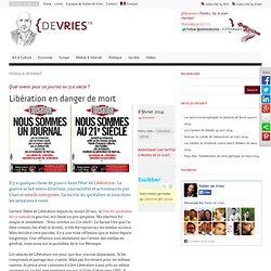 Libération en danger de mort - Stefan de Vries