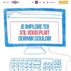 Libération.fr –Mineurs étrangers isolés : je implore toi s'il vous plaît dormir couloir