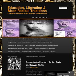 whiteness as property Archives - Education, Liberation & Black Radical Traditions