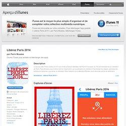 Libérez Paris 2014 pour iPhone, iPod touch et iPad dans l'App Store sur iTunes