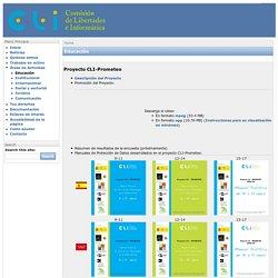 Sitio web de la Comisión de Libertades e Informática