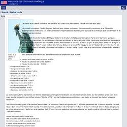 Liberté, Statue de la
