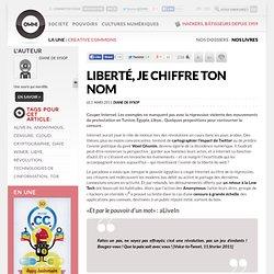 Liberté, j'encrypte ton nom » Article » OWNI, Digital Journalism