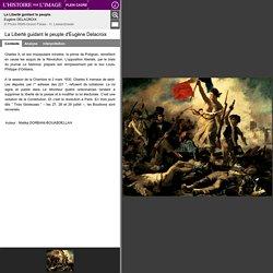 La Liberté guidant le peuple d'Eugène Delacroix