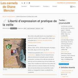 Liberté d'expression et pratique de la veille