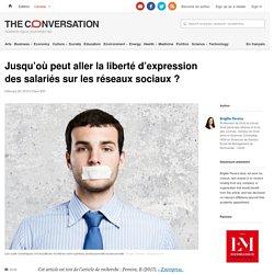 Jusqu'où peut aller la liberté d'expression dessalariés sur lesréseaux sociaux?