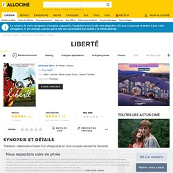 Liberté - film 2008