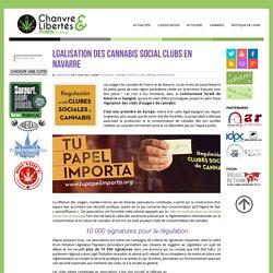 Chanvre & Libertés » Légalisation des Cannabis Social Clubs en Navarre