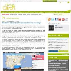 Libertrip, le nouveau réseau social autour du voyage