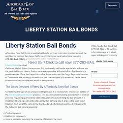 Liberty Station Bail bonds