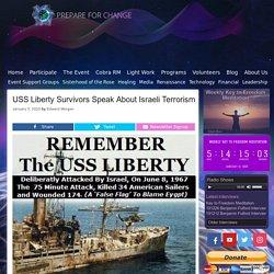USS Liberty Survivors Speak About Israeli Terrorism