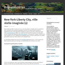 New-York-Liberty City, ville réelle-imaginée (1)